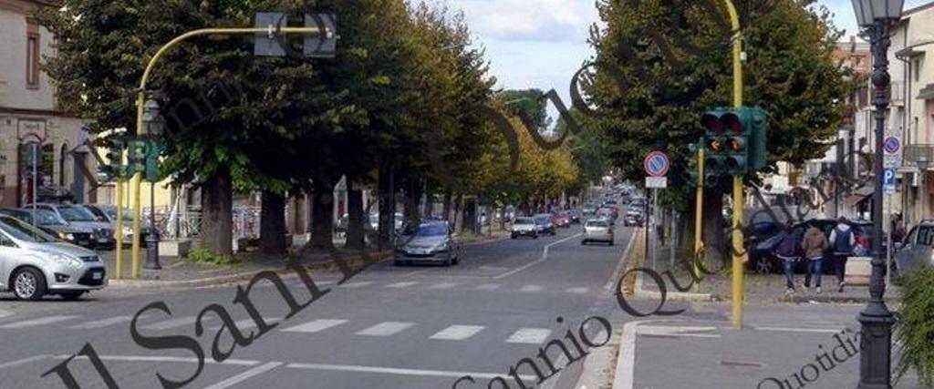 San Giorgio del Sannio, istituiti nuovi divieti di sosta