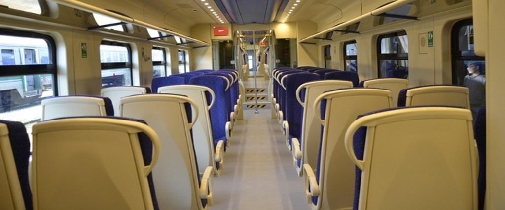 Nuovo treno sulla tratta Benevento-Napoli