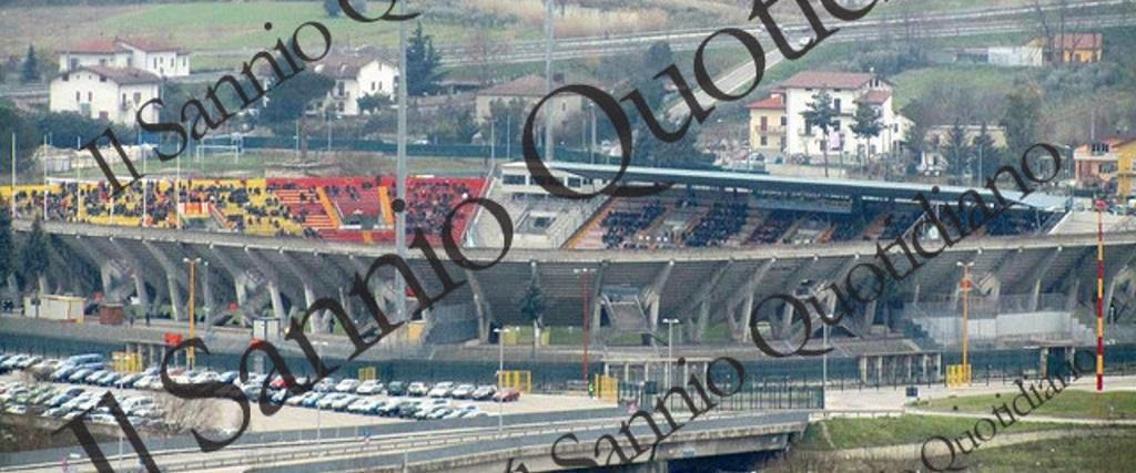 Benevento,  in Giunta la questione stadio