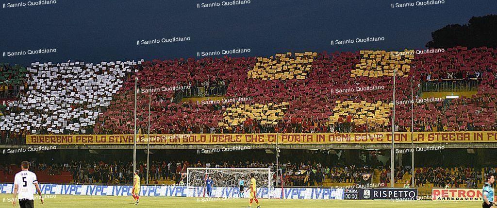 Il Benevento vola in semifinale: Ceravolo e Puscas abbattono lo Spezia [FOTO]